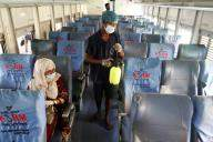 B'desh bus services resume after more than 2 months