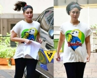 Kareena steps out for a jog, fans are inspired