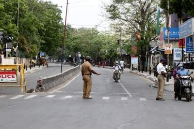 TN announces more easing of curbs in 27 districts from Monday