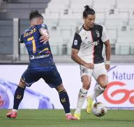 Ronaldo stars as Juventus rout 10-man Lecce 4-0 in Serie A