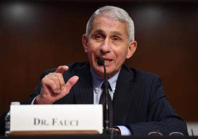 Fauci urges Americans to trust medical experts