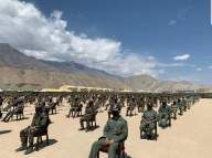 30,000 Indian troops in eyeball-to-eyeball confrontation with Chinese (IANS Exclusive)
