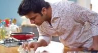 Chef Kunal Kapur finds gourmet-style cooking at home