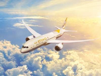 Etihad to resume limited special flights to 6 Indian destina...