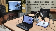 IISc team designs robotic arm to help disabled operate devices