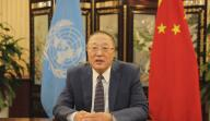 Chinese Ambassador calls for efforts to uphold multilateralism at UN Day