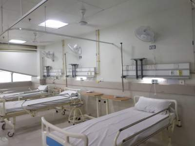 Private hospitals in Telangana handover 50 per cent COVID be...