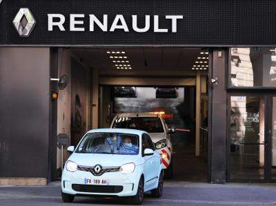 Renault India ships out 760 Kigers to South Africa