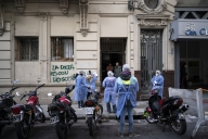 60,145 Argentinian healthcare workers contract Covid-19