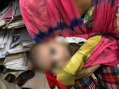 DCW rescues 2.5-month-old girl who was sold several times, 5...