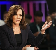 She's done it! Kamala Harris is America's Vice President-elect