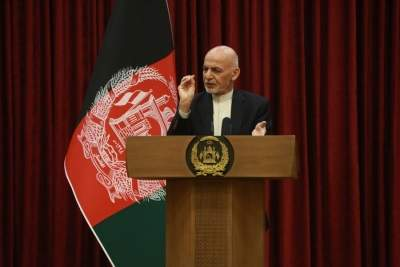 'Afghans want dignified, permanent peace'