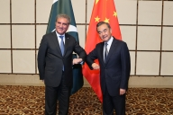 Chinese, Pak FMs hold talks over bilateral ties