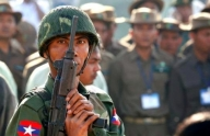 Karen guerillas inflict severe casualties on Myanmar troops