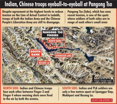 China wants India to vacate key heights before de-escalation on LAC