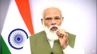 Modi hits out at opposition as he talks 'clean Ganga'