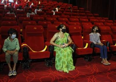 Multiplexes face single screen fate (Column: B-Town)