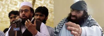 As India bolsters security, Pak tells Hafiz Saeed and Syed S...