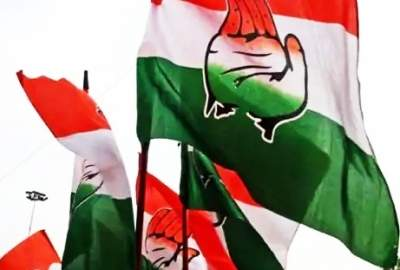 'Vikas' is back with petrol touching Rs 100/ltr: Congress