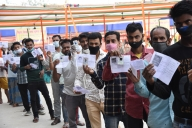 54.04% turn up to vote in 2nd phase of Bihar Assembly polls