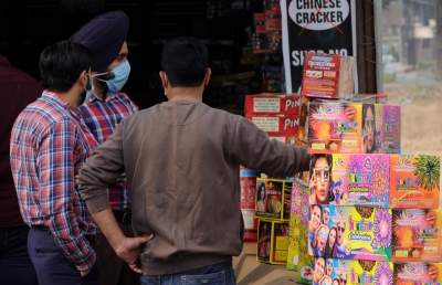 Reduced demand for firecrackers in TN post-Covid