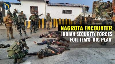 Nagrota, a milestone on trail of encounters with Masood Azhar's JeM on J&K highway