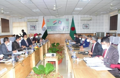 BGB-BSF coordination conference concludes in assertive note
