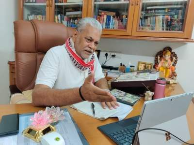 Hope to resolve farmers' issues: MoS Rupala (IANS Exclusive)