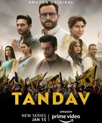 Amid protests and fracas, Mumbai Police book 'Tandav' team