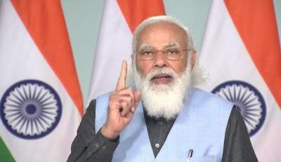 ALERT: NCC sees 35% rise in girl cadets, every defence front opened for them: PM