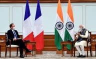 China's muscle flexing brings France and India together