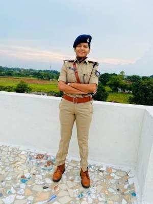 Woman DSP a role model for youngsters from Muslim families