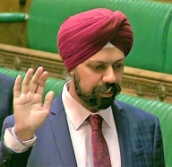 Help India in hour of crisis, says British MP Dhesi