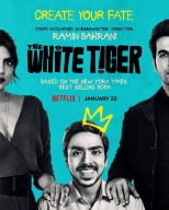 The White Tiger: Witty, wicked, well made (IANS Review; Rating: * * * and 1/2 ) (Lead)