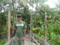 'Dedicated my life to the cause of Amazon forests'
