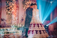 Gauahar Khan, Zaid Darbar's marriage is one month old, actress pens mushy note