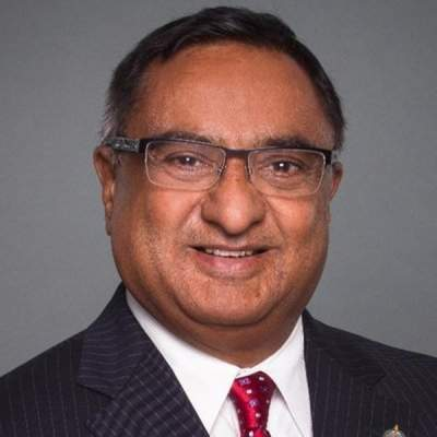 Canadian Sikh MP Ramesh Sangha out of Trudeau's party