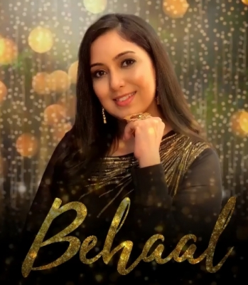 Harshdeep Kaur unveils her 'extremely soulful' single 'Behaal (Credit: Instagram)