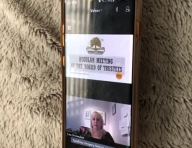 Entire California school board resigns as video call goes viral