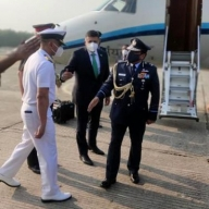 Indian Air Chief Marshal on 3-day visit to Dhaka