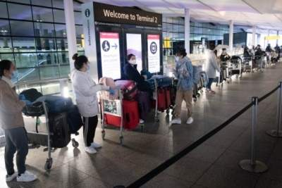 Air fares from Heathrow to rise in April