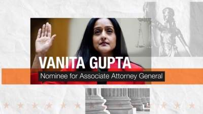 Conservatives clash on Indian-American Associate AG nominee