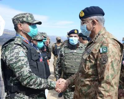 Vigilance pivotal to thwart hostile attempts to create chaos: Pak Army Chief