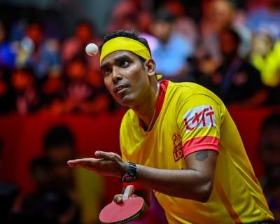 WTT Contender TT: Sharath starts with win, Sathiyan ousted