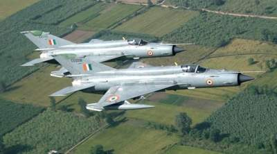 Two IAF officers from J&K elevated to Air Vice Marshal rank