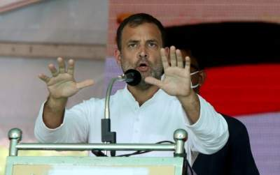 Rahul Gandhi to campaign in WB from April 14