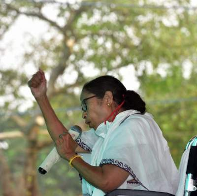 EC stopped me from going to Sitalkuchi: Mamata