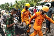 Indonesia floods: Death toll climbs to 138