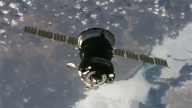 Russia's Soyuz capsule with 3 space travellers to dock with ISS