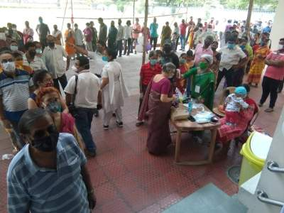 Amid violence, high voter turnout in 4th phase polling